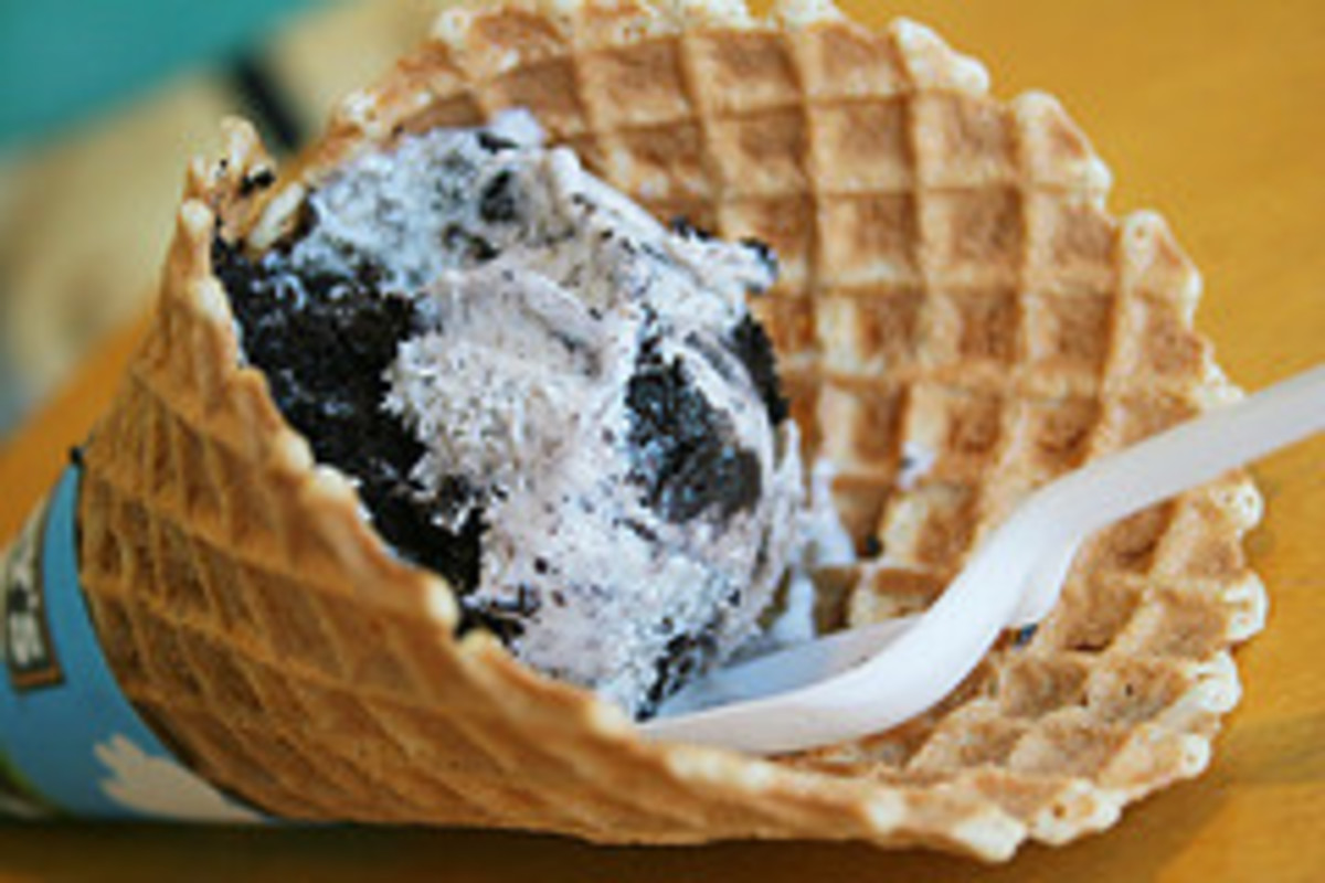 Ben & Jerry's Waffle Cone