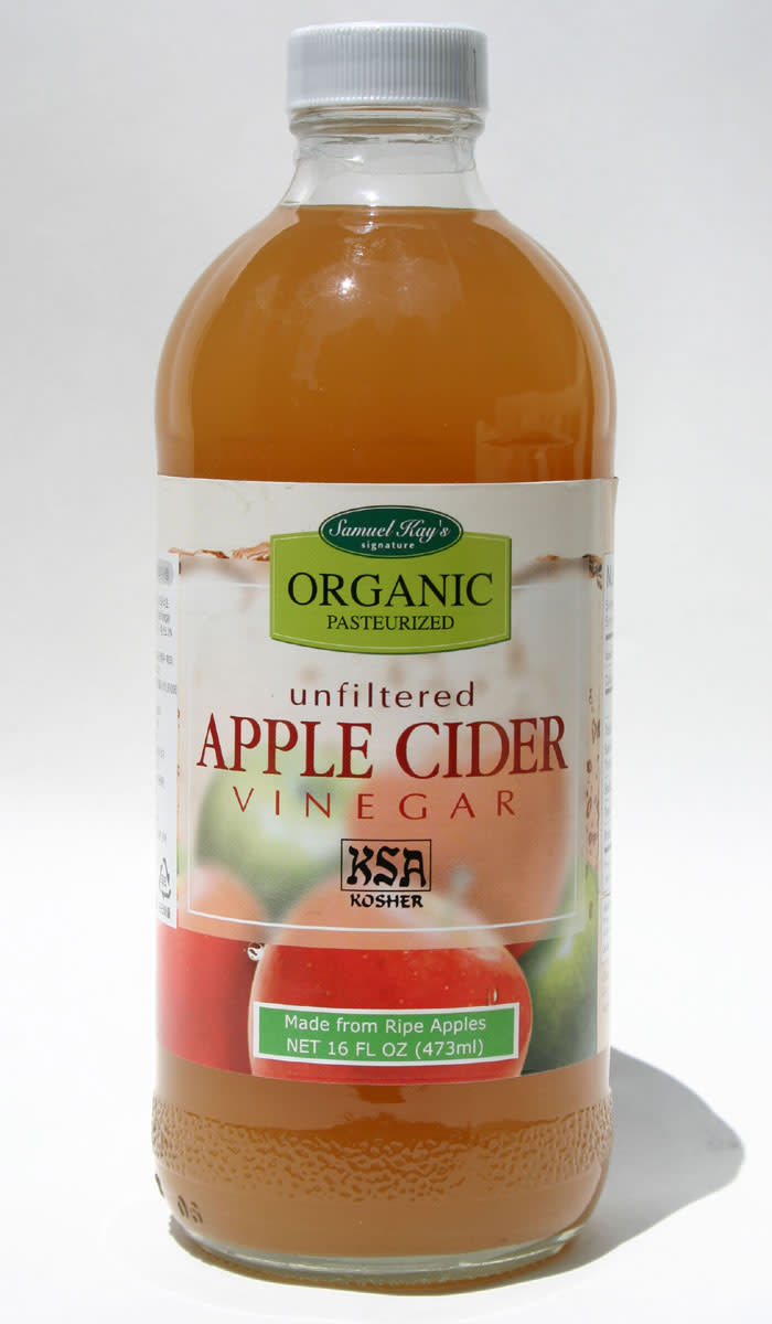My Story About Apple Cider Vinegar (ACV) vs Kombucha