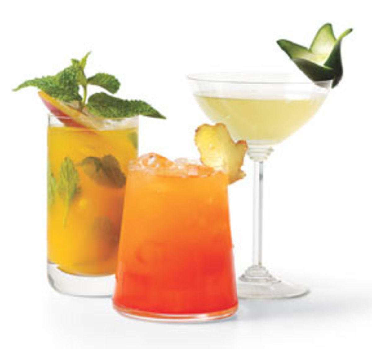 No-Guilt, Low-Calorie Cocktail Recipes