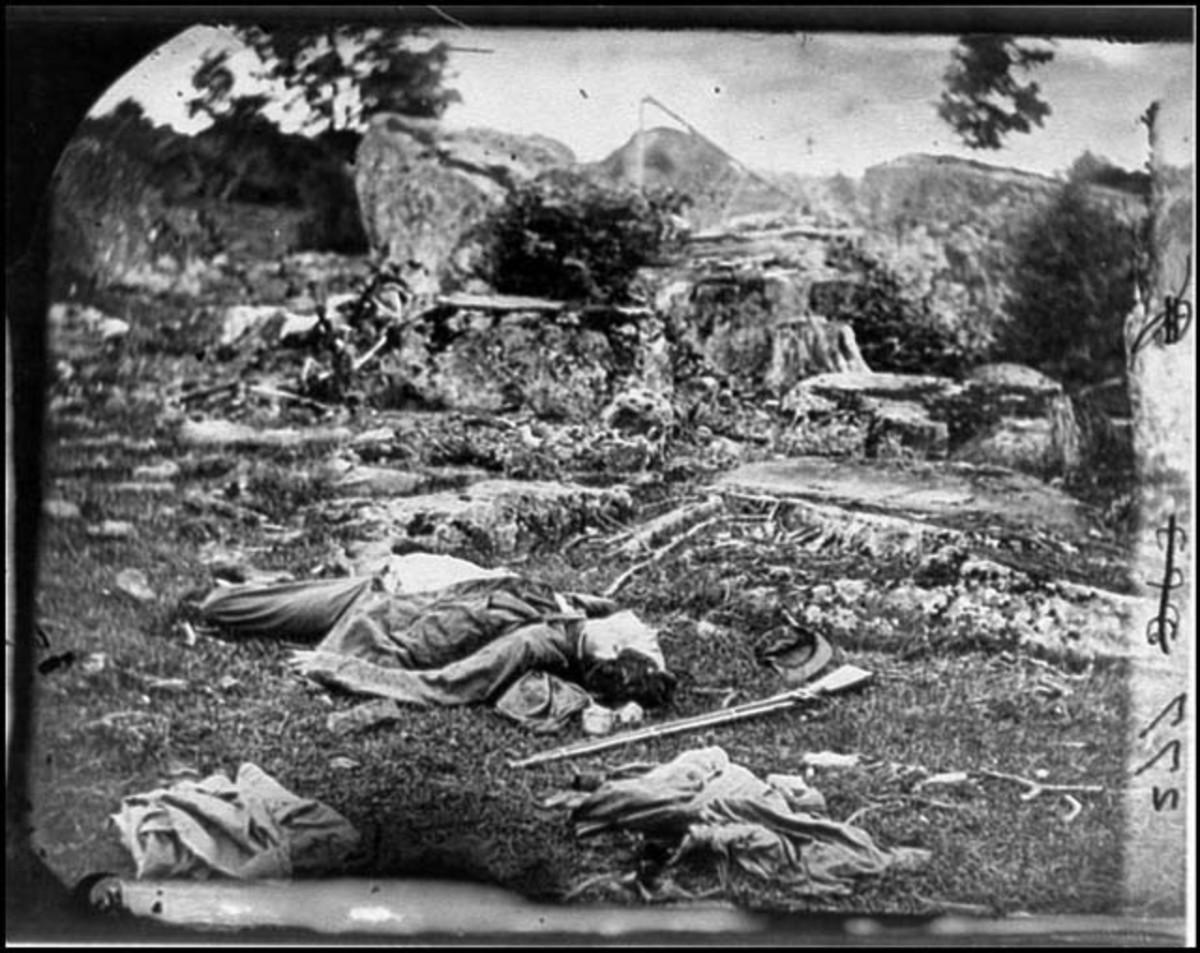 America's Most Haunted -- Gettysburg, PA