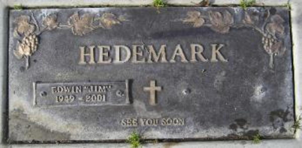 """See You Soon"", Tulocay Cemetery -- Napa, CA"