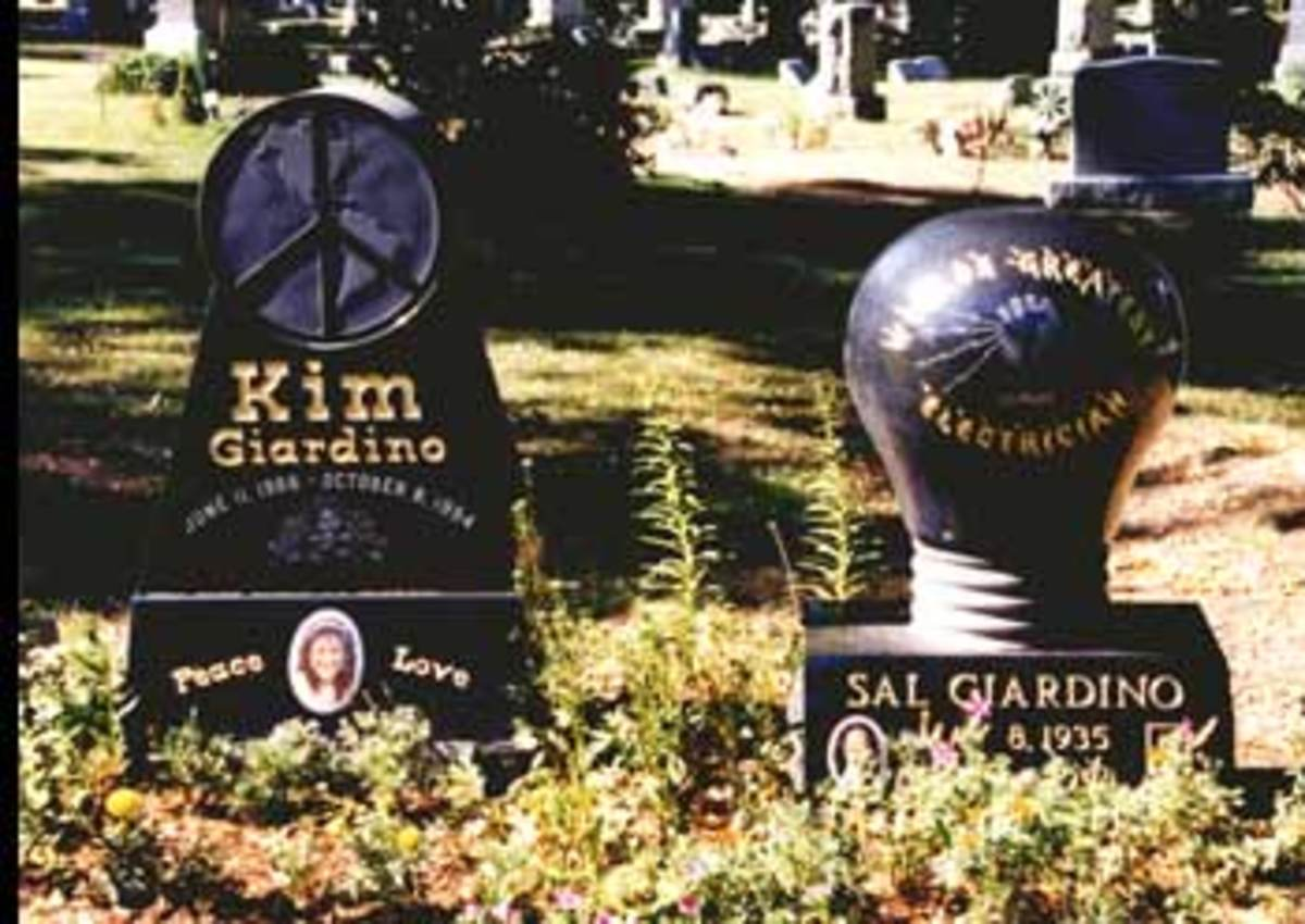 "Kim & Sal Giardino, ""World's Greatest Electrician"""