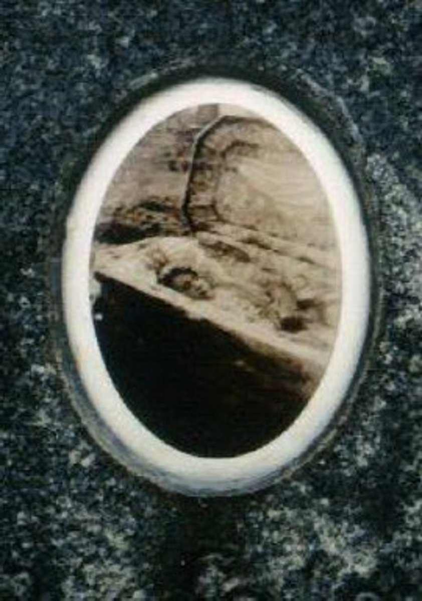 Julia Buccola Petta -- Julia died while giving birth at the age of 29. Her mother kept dreaming that something was wrong. She persuaded the cemetery to exhume Julia's body.  The coffin was opened and it was discovered that the body had not decomposed