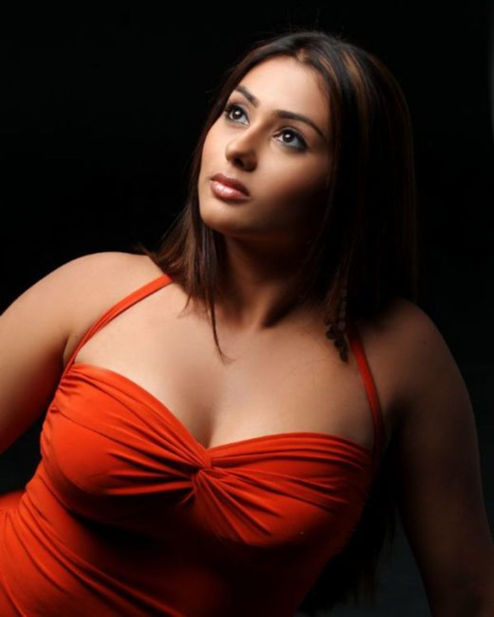 Namitha Daydreaming