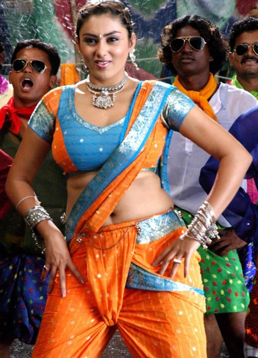 Namitha In A Sexy Dance Scene