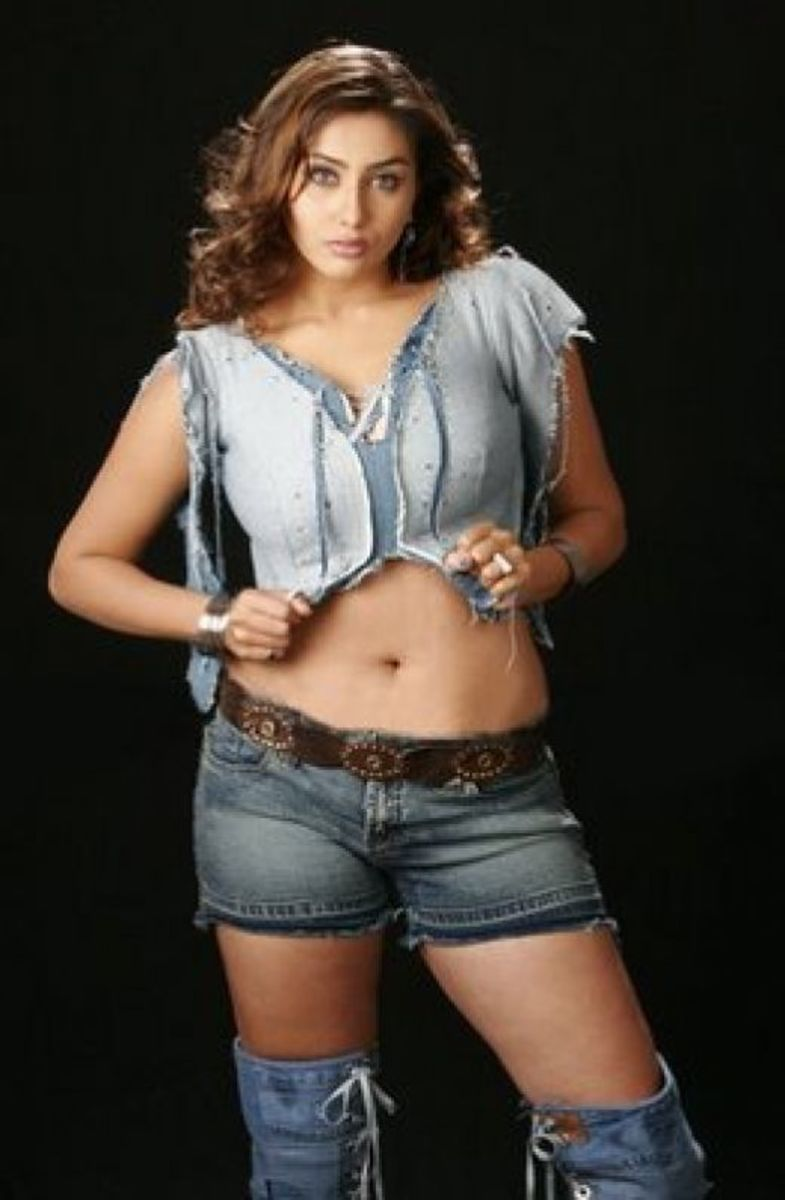 Namitha - She is so inviting