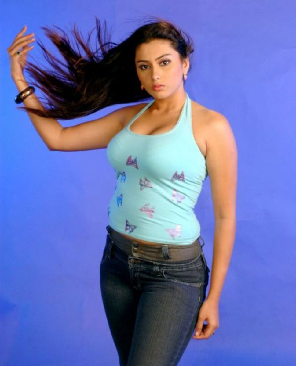 Namitha Looking Sexy