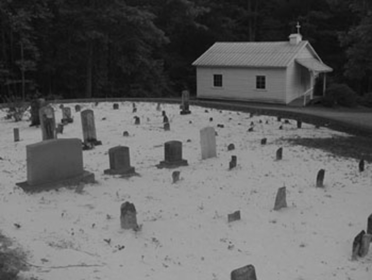 Fellowship Baptist Church and Graveyard