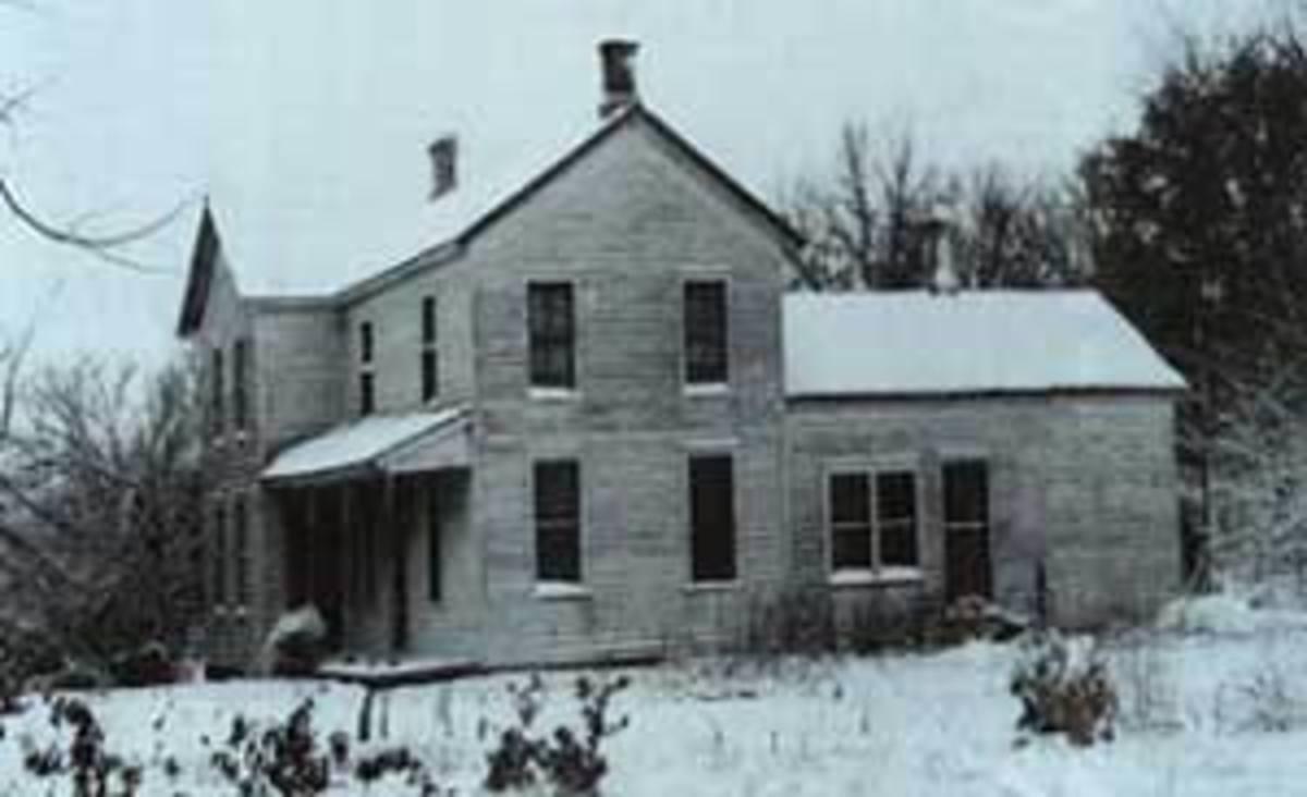Ed Geins Home