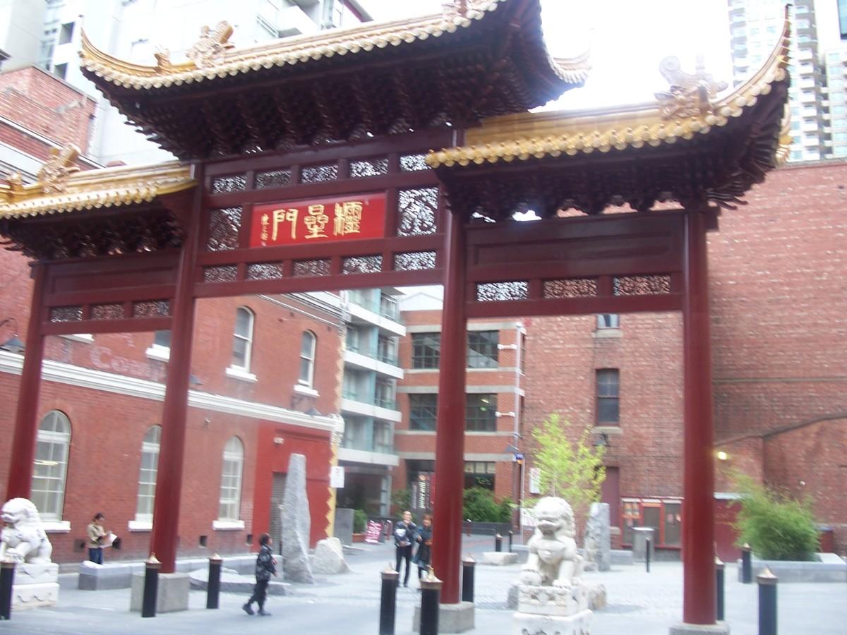 Chinatown - Melbourne