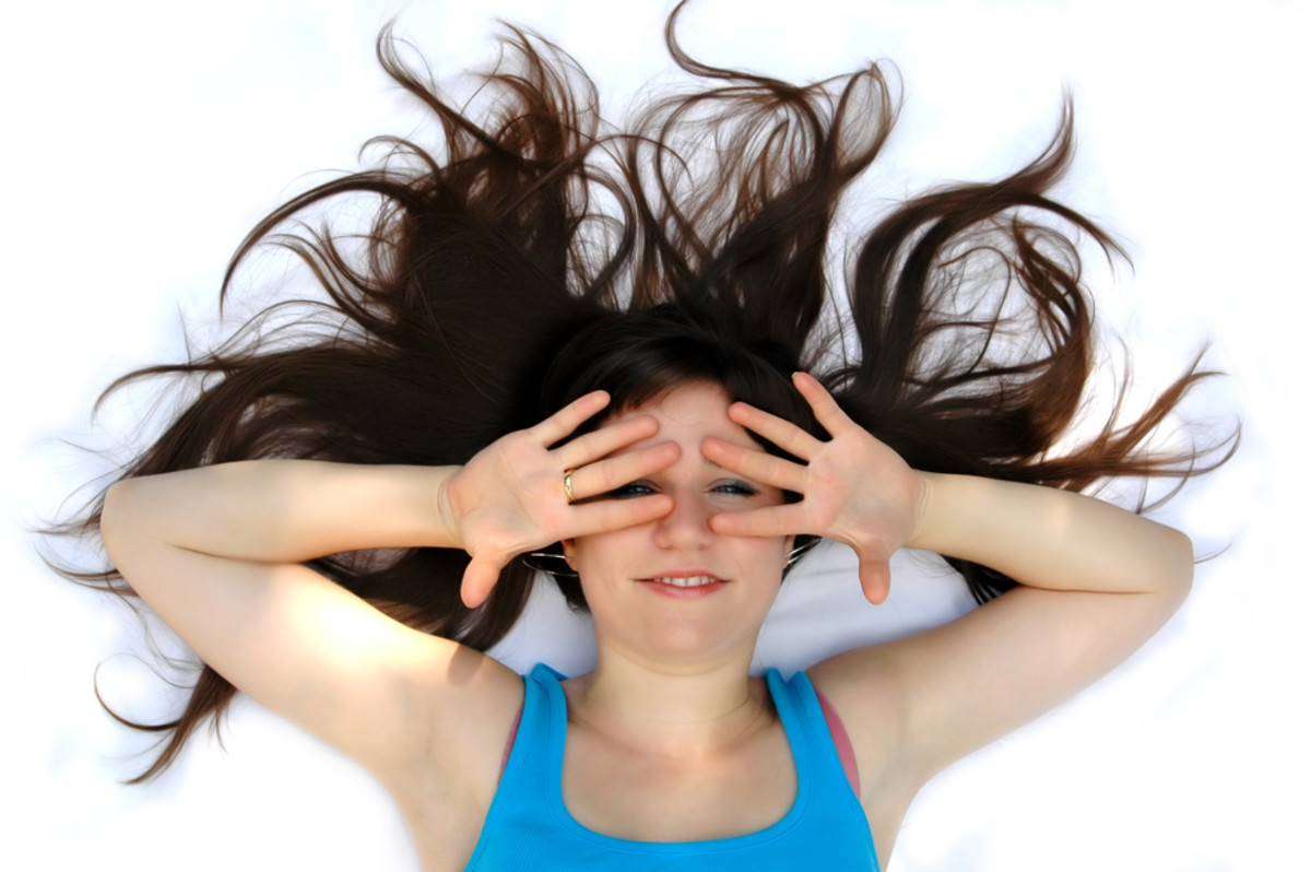 How many hairs are on your head? Random facts about human skin, hair, and nails