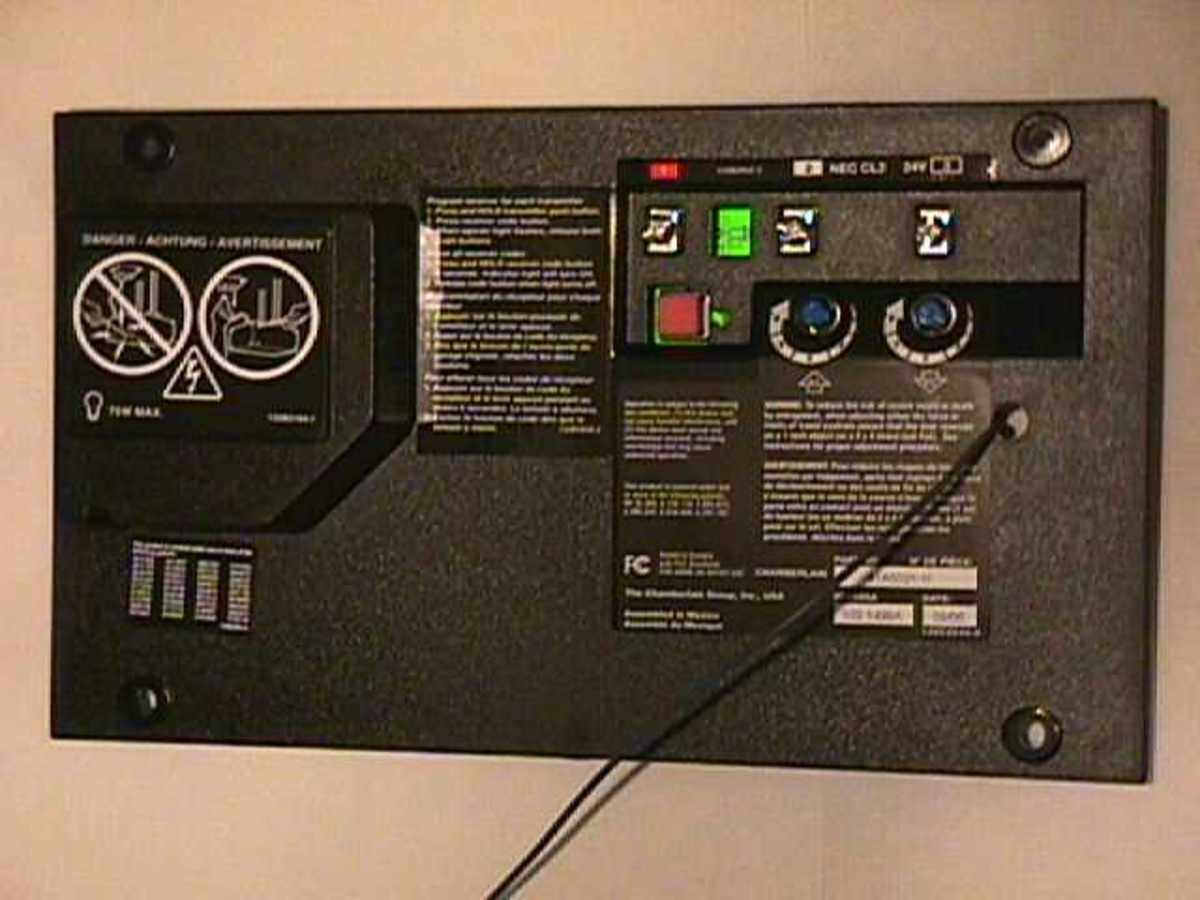 How To Program Your Garage Door Remote Control