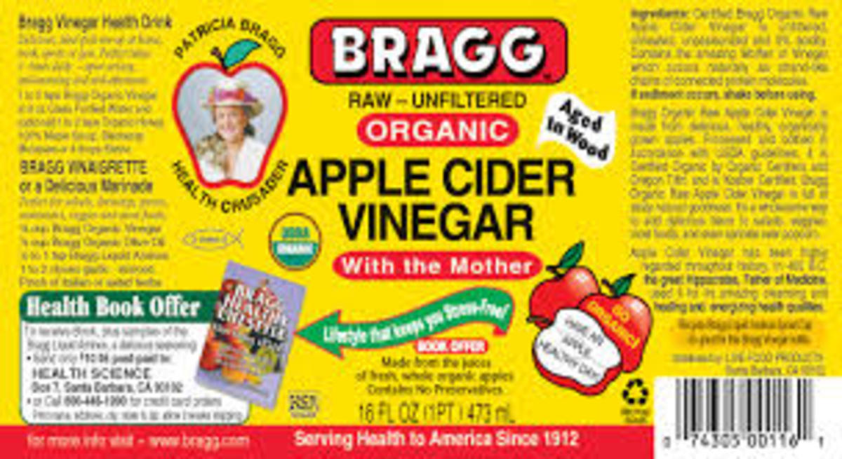 Apple Cider Vinegar is one of the most amazing substances known to man. It has all kinds of wonderful uses your probably not aware of.