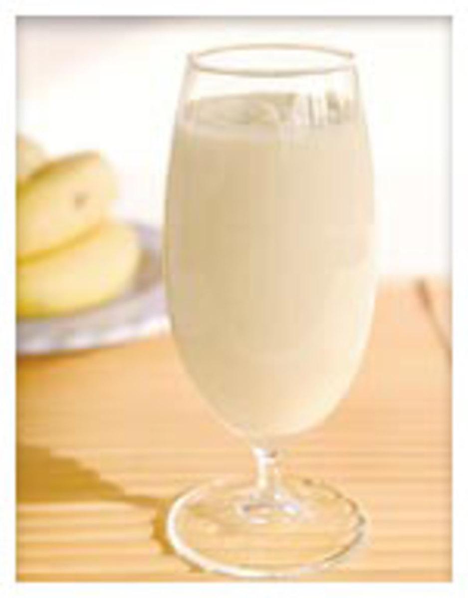 Banana Hangover Shake Recipe