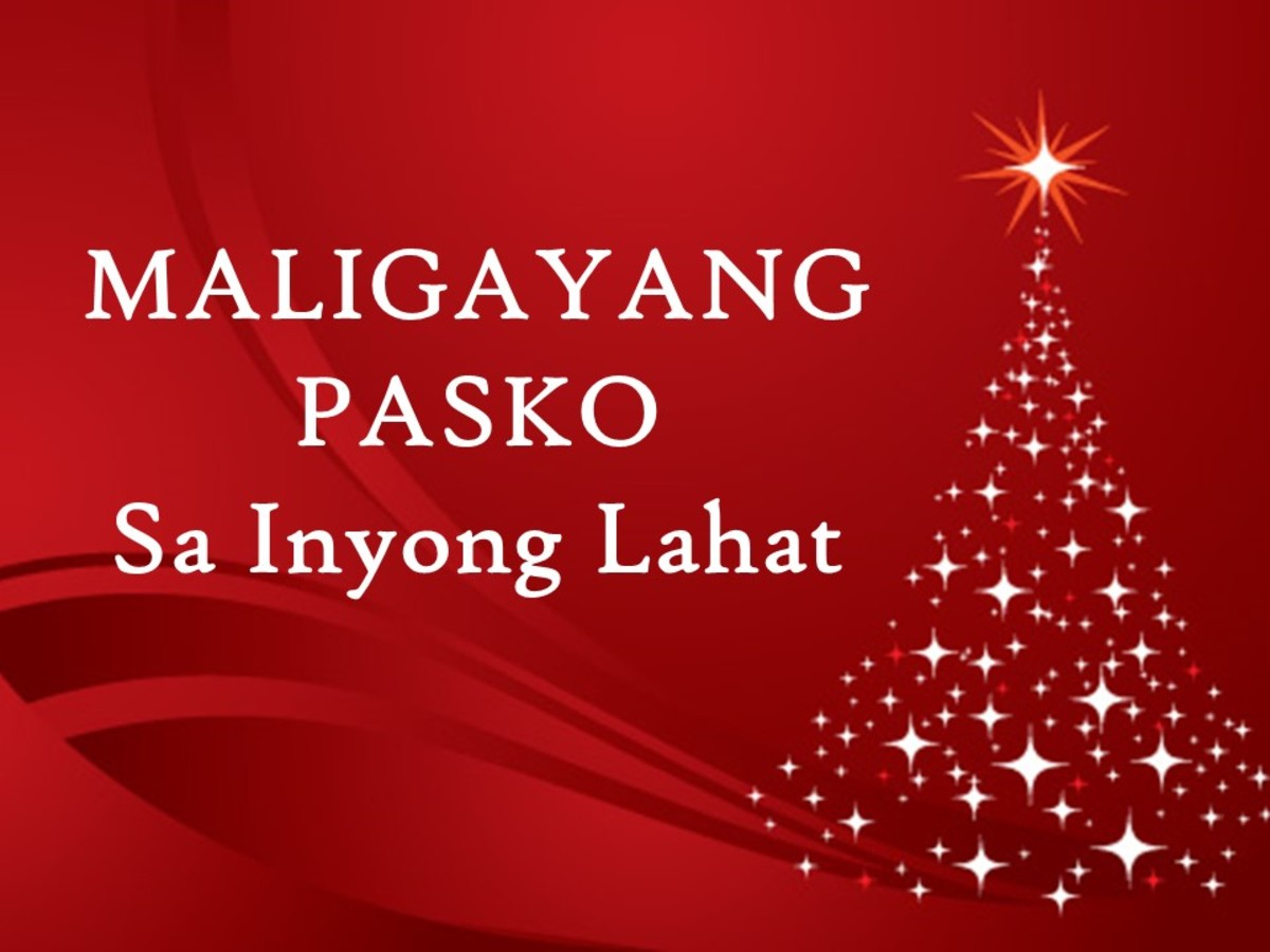 Christmas In The Philippines.Christmas In The Philippines Hubpages