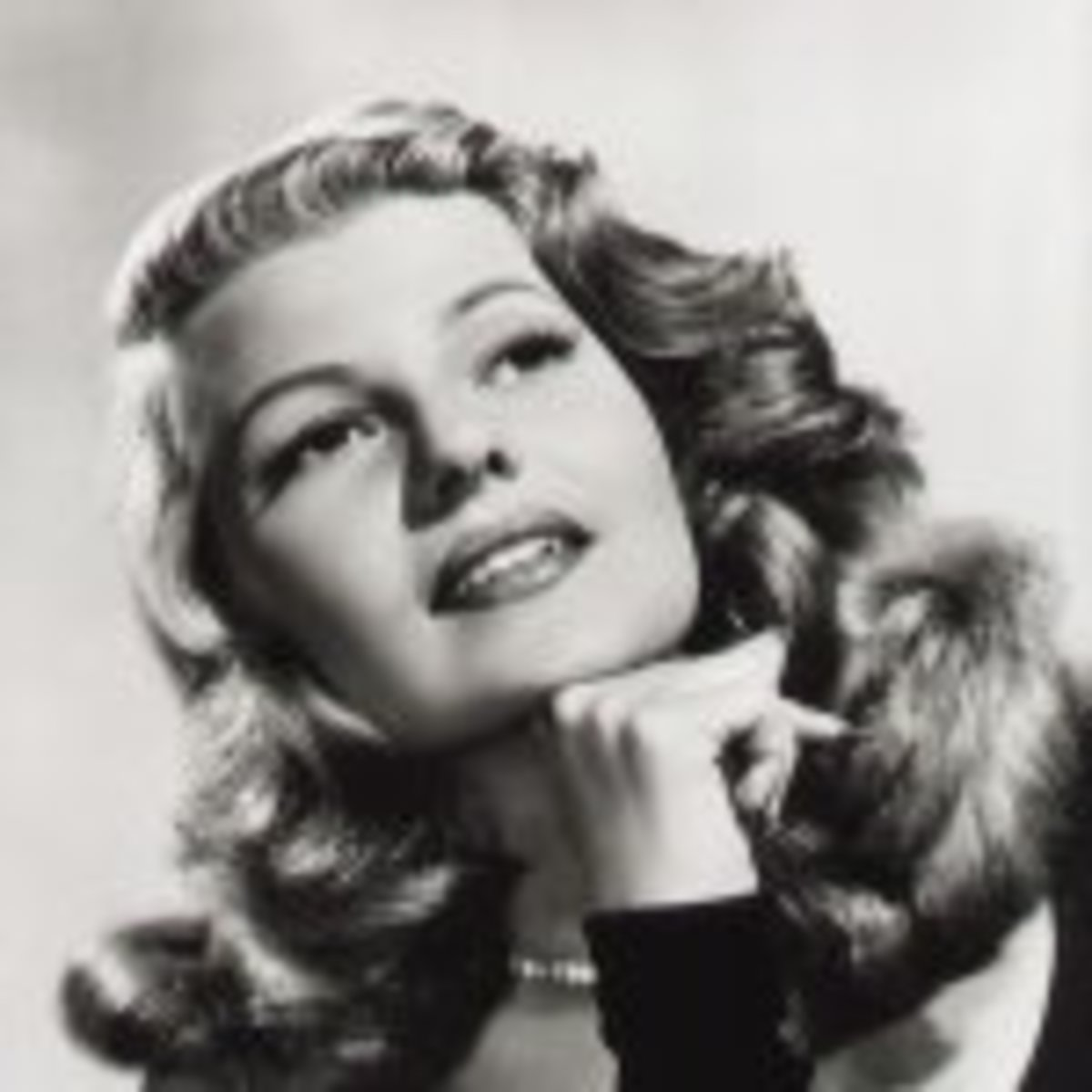 Rita Hayworth,  Hollywood Love Goddess