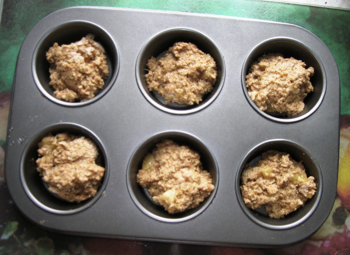 no-sugar-added-banana-muffins-recipe