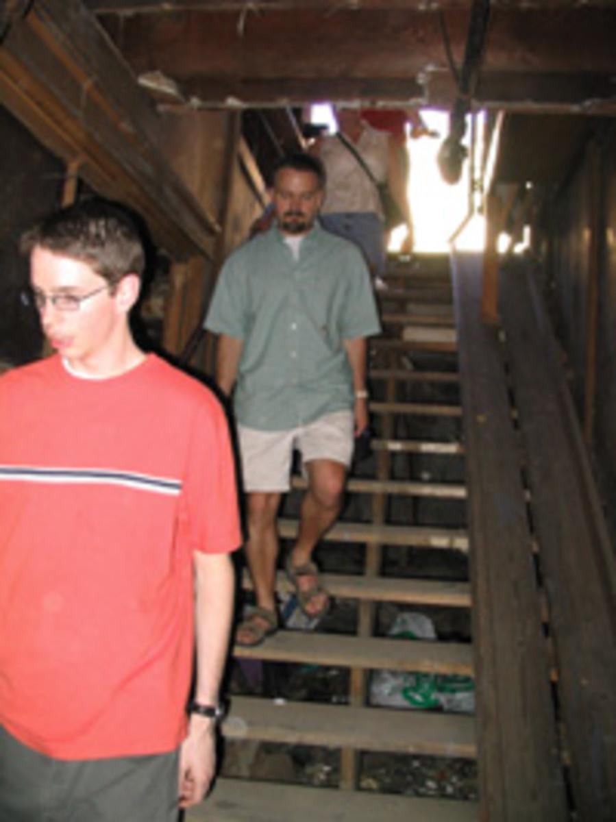 Shanghai Stairwell
