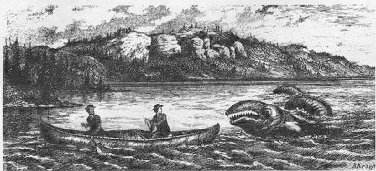 "Ogopogo - The ""BC Monster"""