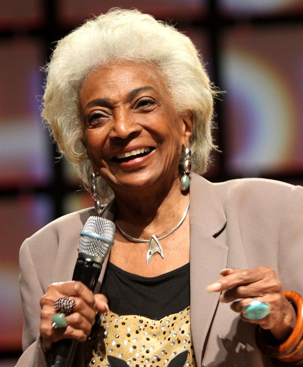 Ms. Nichols in 2013.