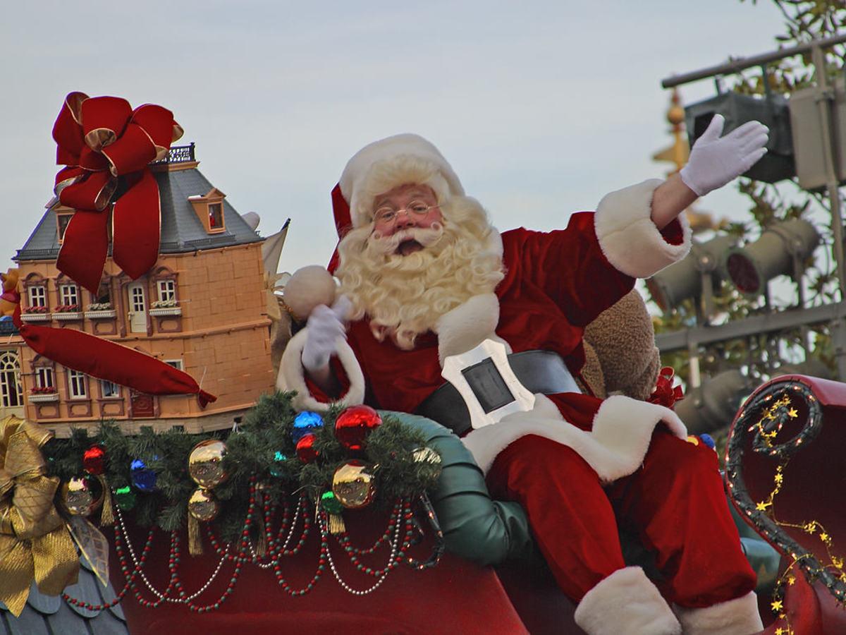 Ho ho ho . . . Merry Christmas!