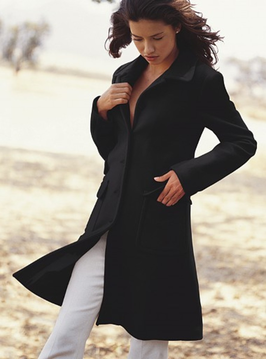 Women's Winter Coats: Sexy Wool Styles