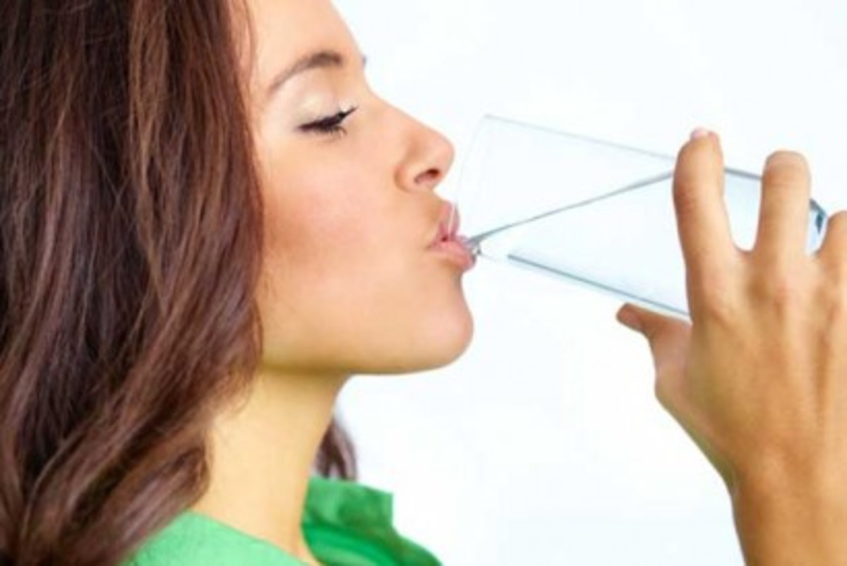 How do I know if I'm Dehydrated?