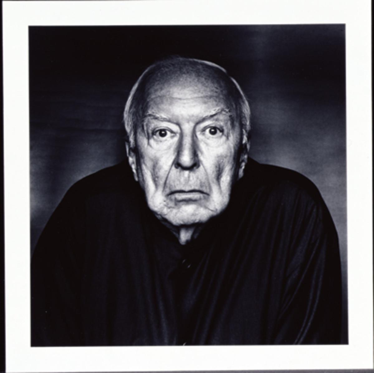 Jasper Johns, N.Y. 2006