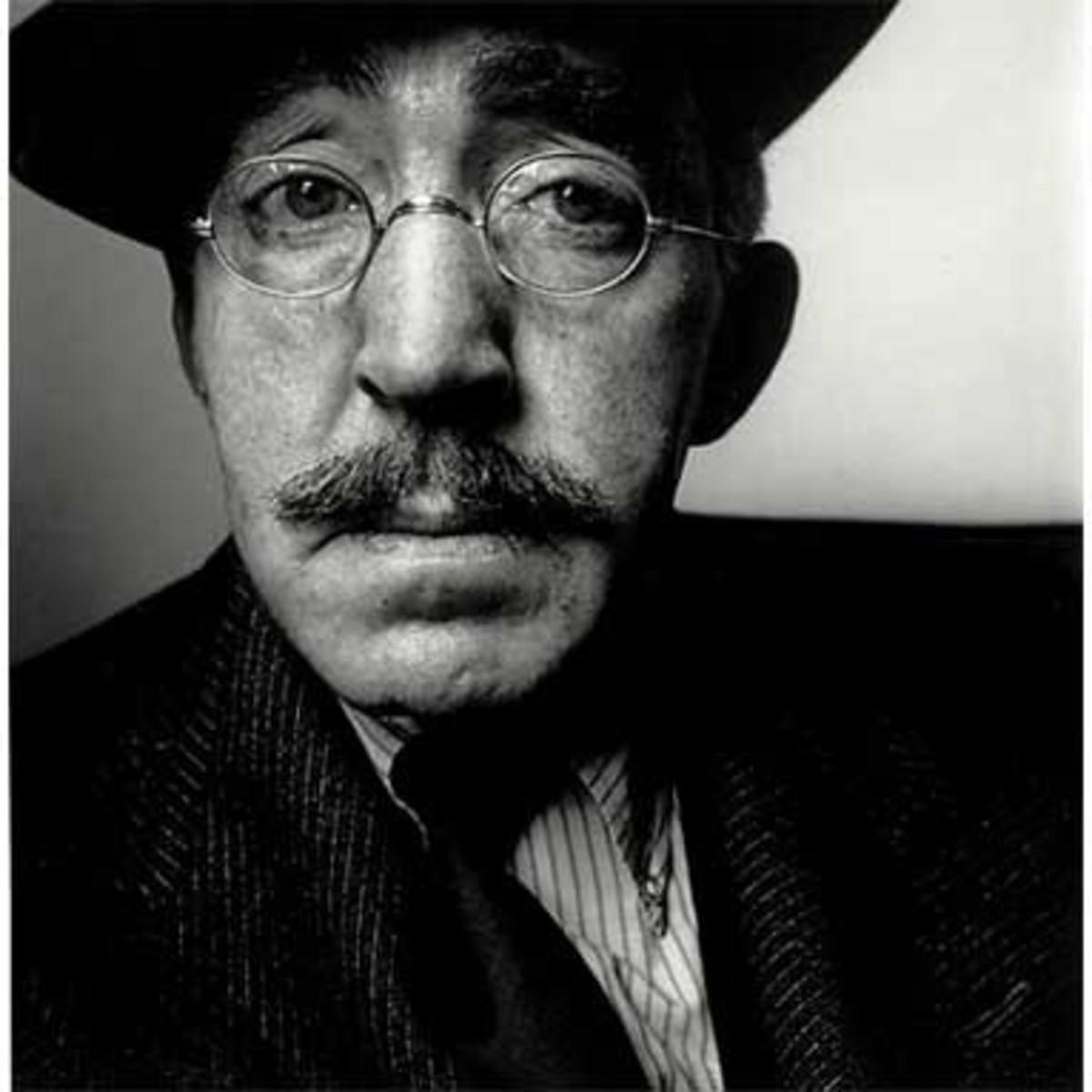 Irving penn 39 s extraordinary portrait photographs for Irving penn gallery