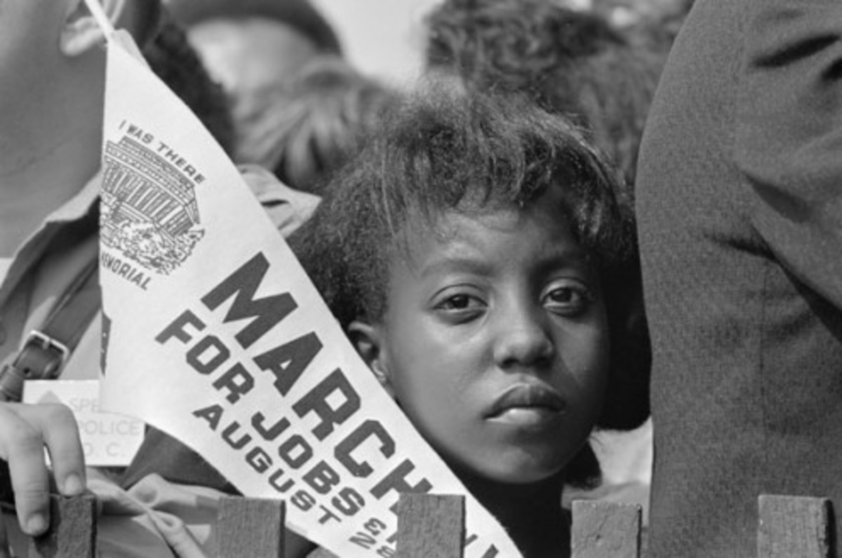 March On Washington For Jobs and Freedom: August 28, 1963