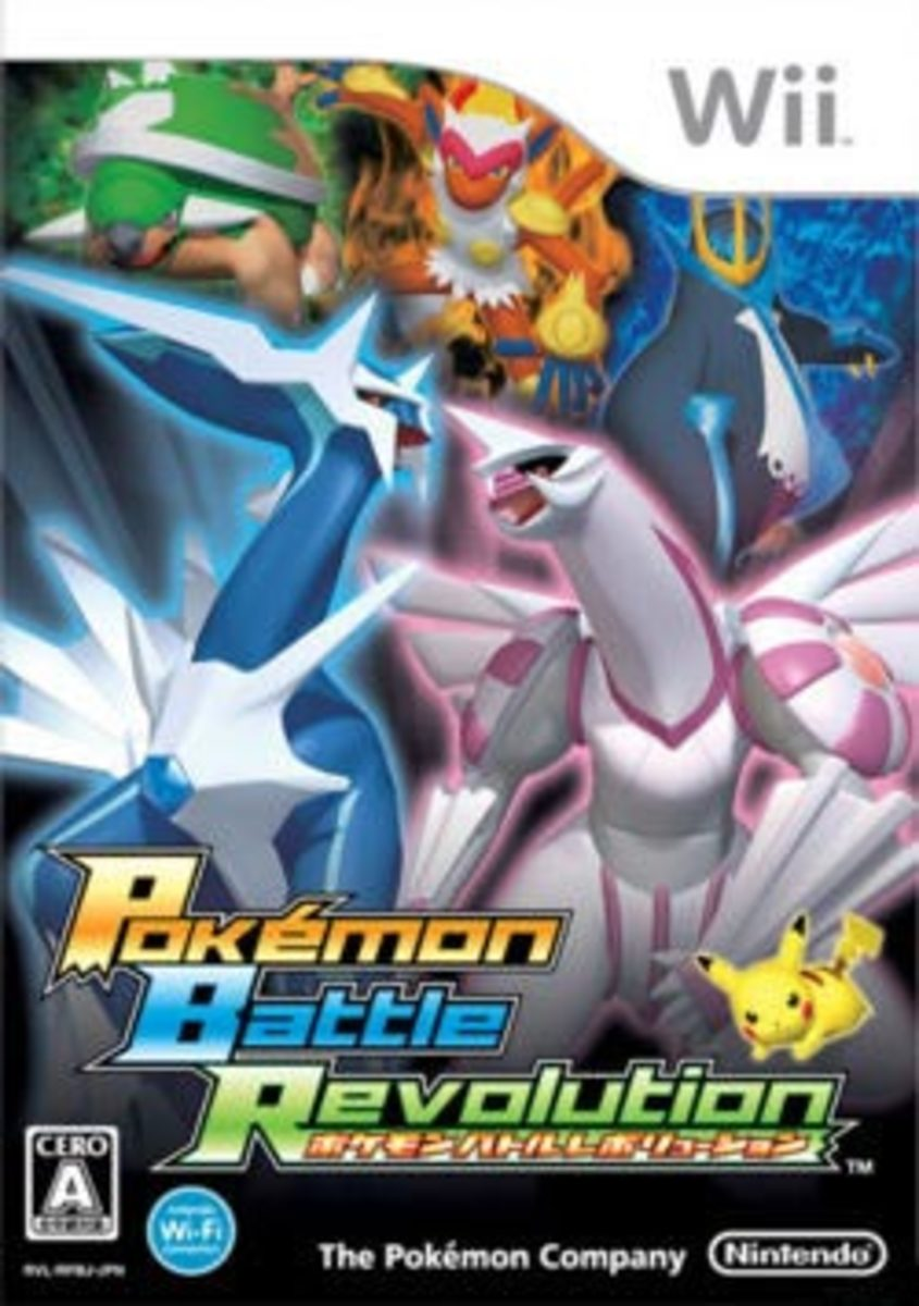 Pokémon Battle Revolution - Cheat Codes and Walkthrough
