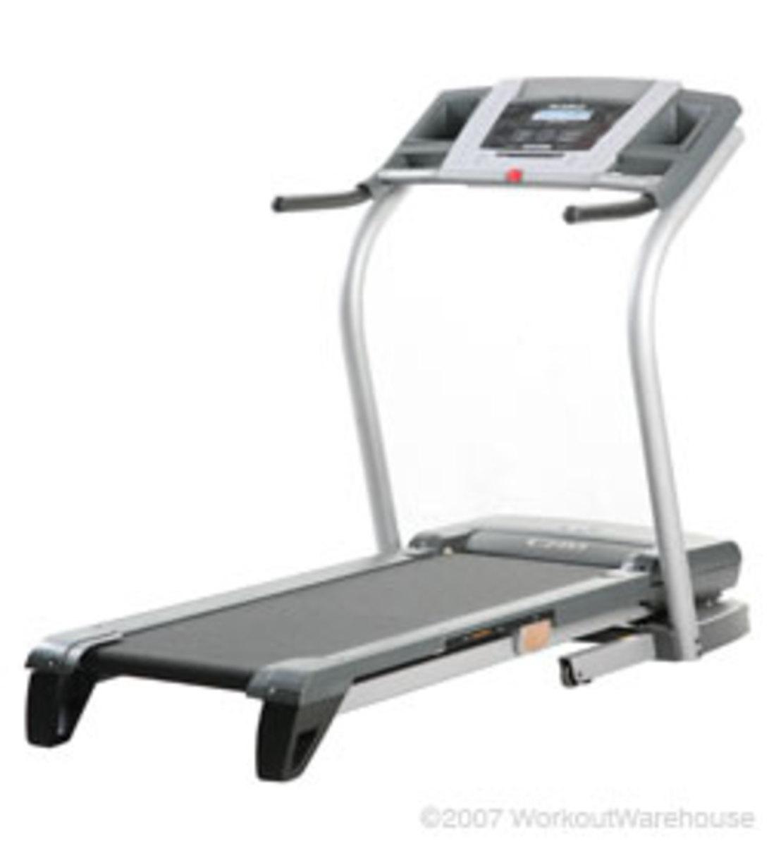 NordicTrack C2155 Treadmill
