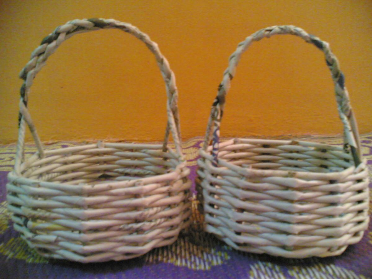 7.Basket is ready