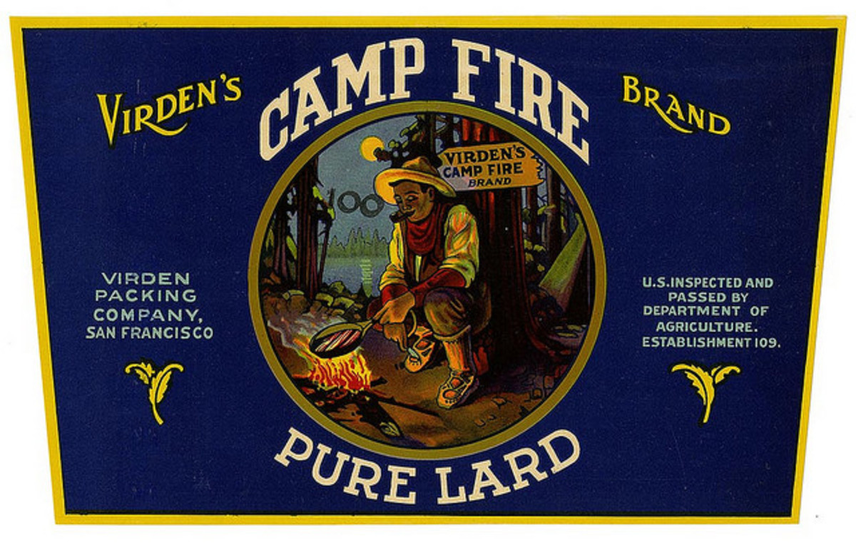 Did you know that farmers used to slice lard onto tomato sandwiches during harvest season?