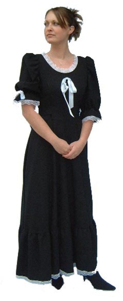 A Victorian Costume for Victoria