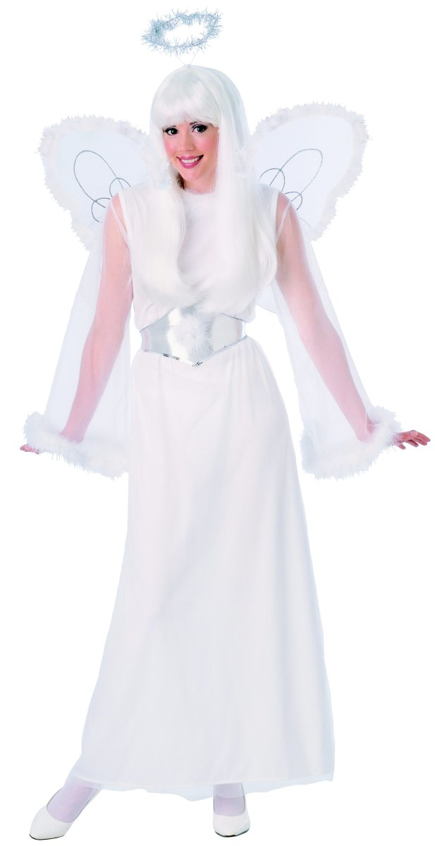 An Angel costume for Angel Islington