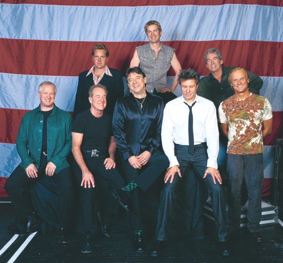 Jason Scheff; Keith Howland;  Bill Champlin; Lee Loughnane;  James Pankow; Walt Parazaider;  Robert Lamm; Tris Imboden