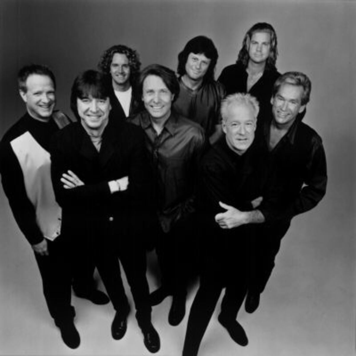 Lee Loughnane; Walt Parazaider;  Jason Scheff; Robert Lamm;  Tris Imboden; James Pankow;  Keith Howland; Bill Champlin