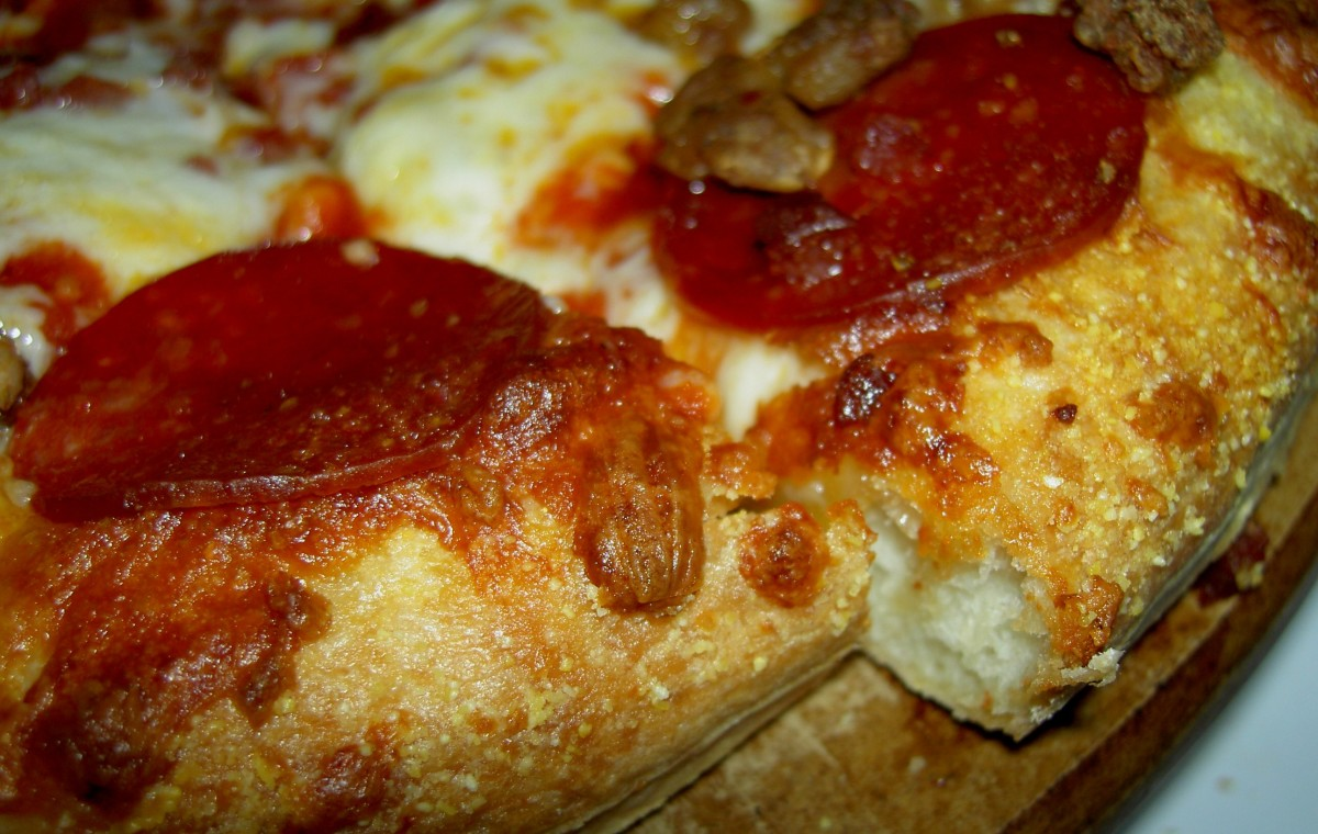 Image: Perfect Pizza Crust