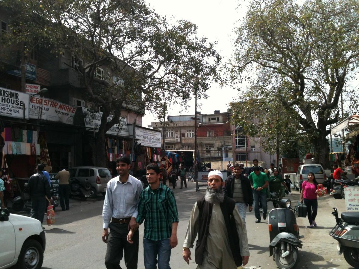 Jai Mata Di - Maa Vaishno Devi Yatra 2012 - Jammu City pic