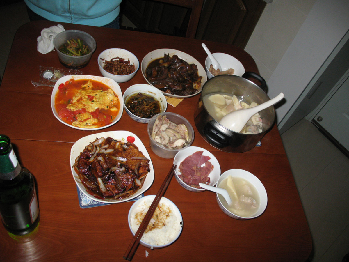 What is authentic chinese food hubpages for Authentic cantonese cuisine