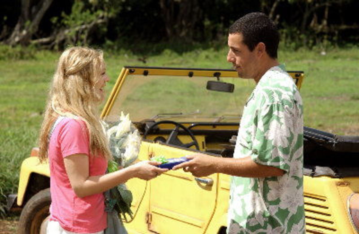 50 First Dates - fun teen movie