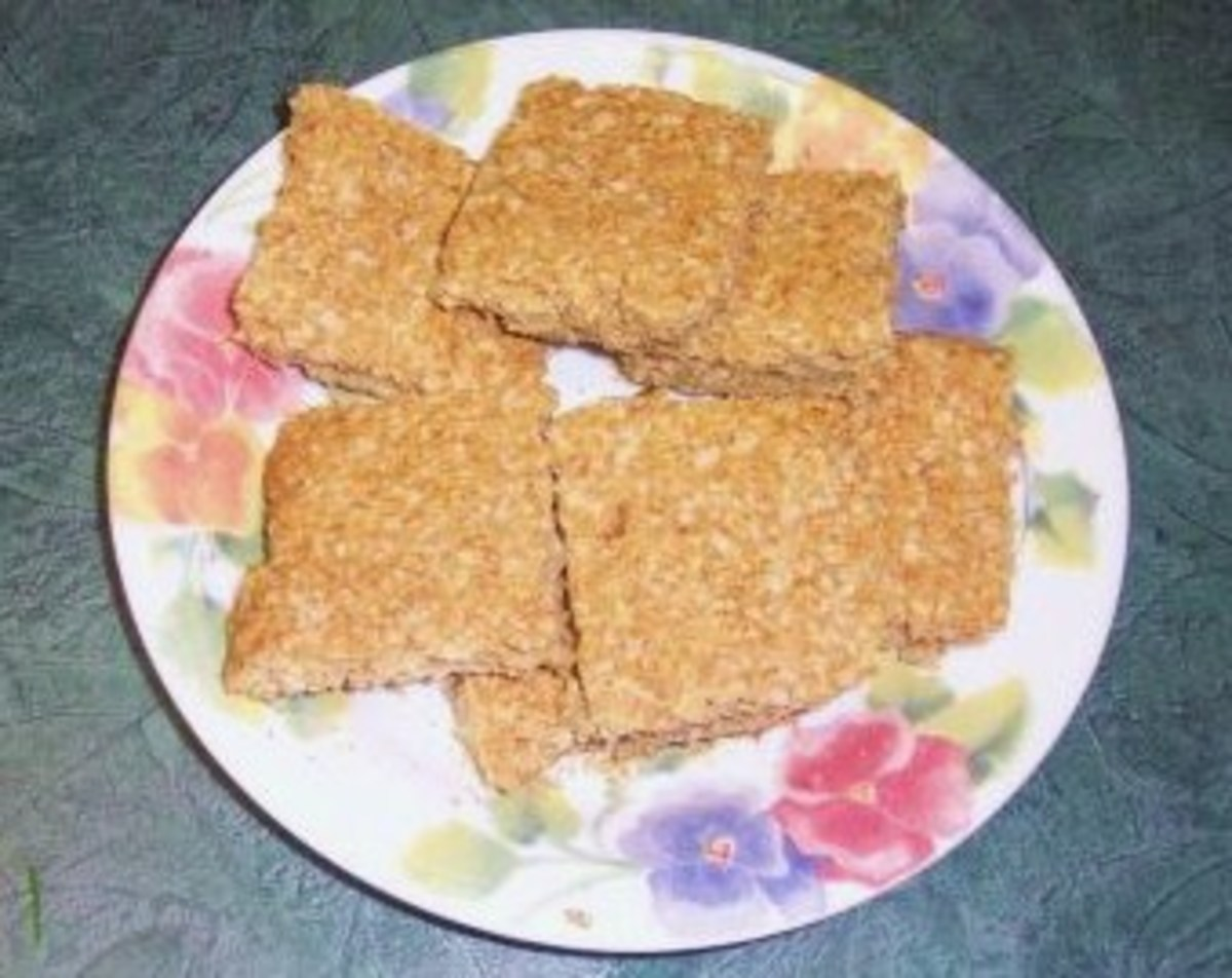 Image: Scottish Oatcakes