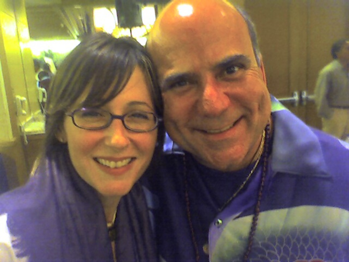 Me and Dr. Joe Vitale