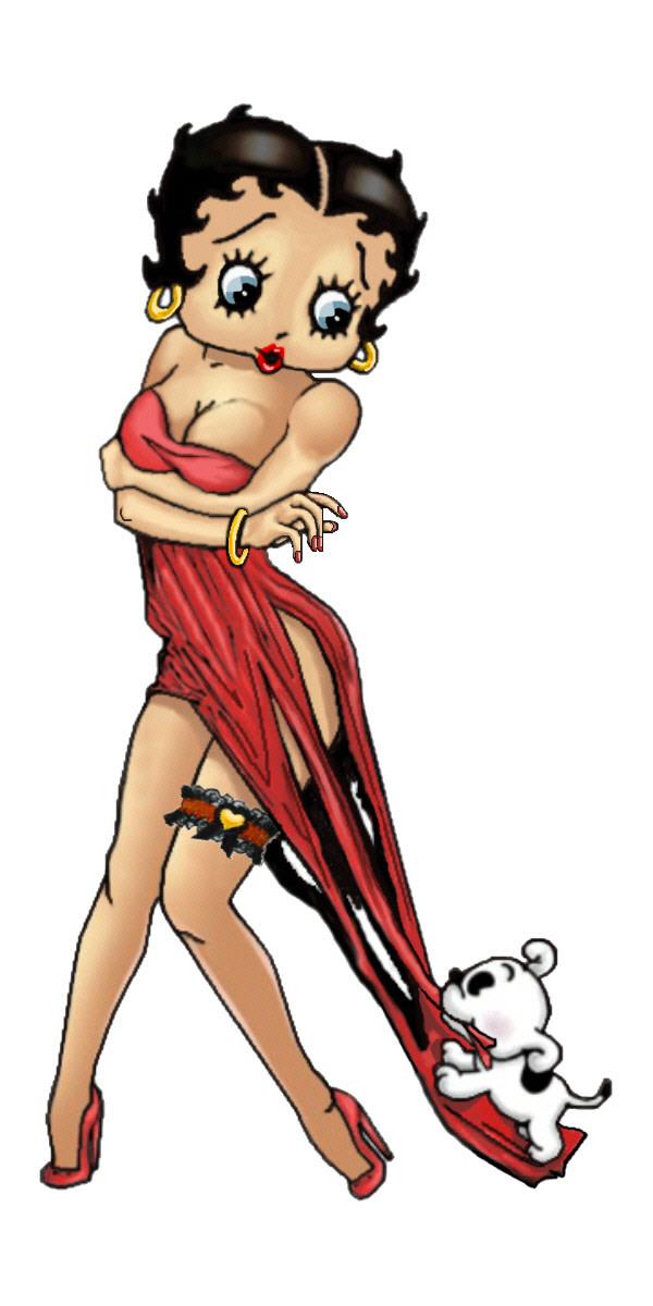 Betty boop adult cartoons