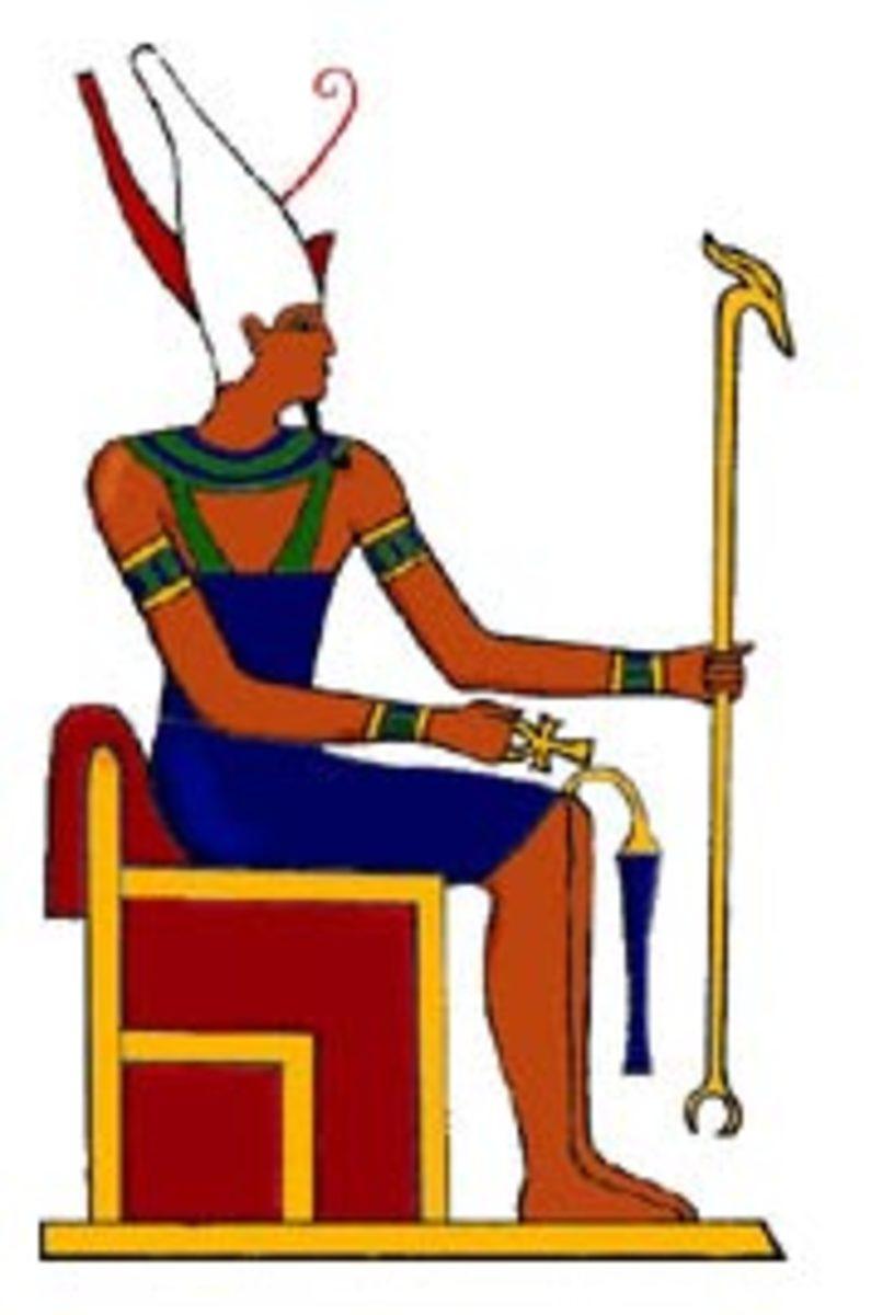 этого картинки египта атум анимированные