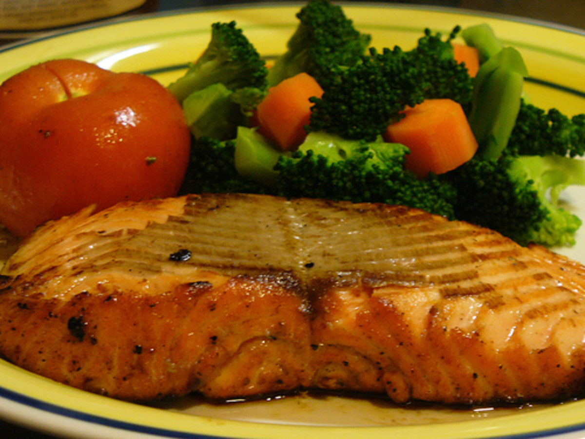 Collection of Scrumptious Simple, But Exotic Salmon Recipes