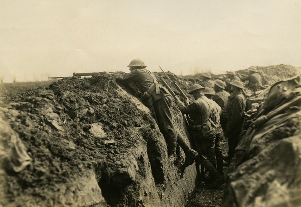 world-war-1-trench-living