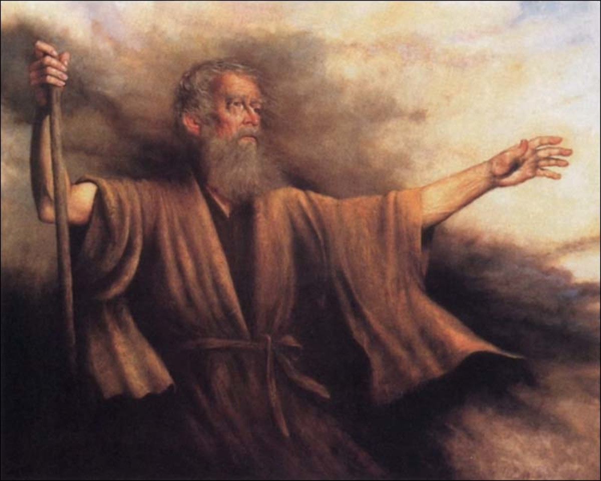 moses--a-prophet-of-god