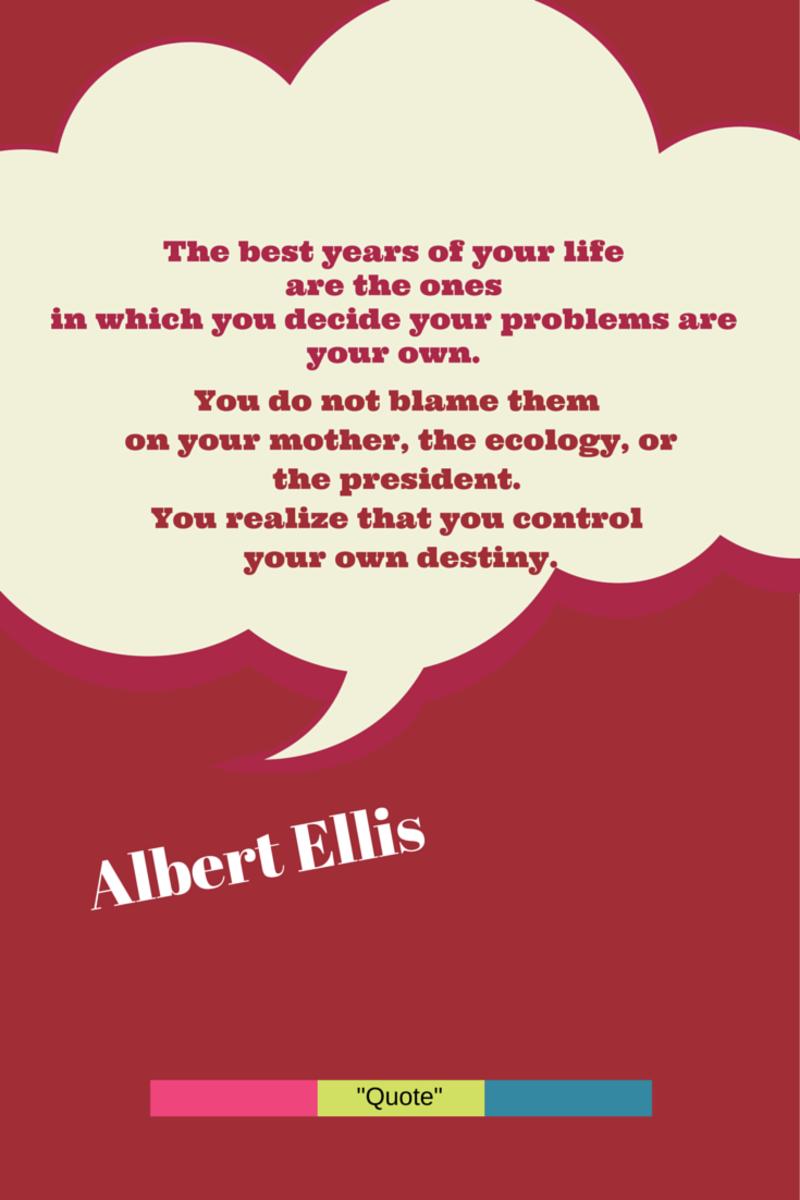 The Albert Ellis ABC Model